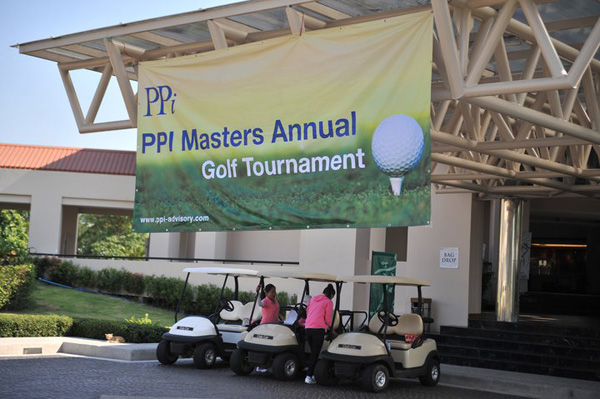 PPi Masters Annual Golf Tournament 2011