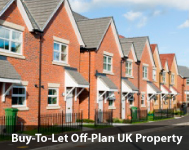 Buy To Let Off Plan UK Property